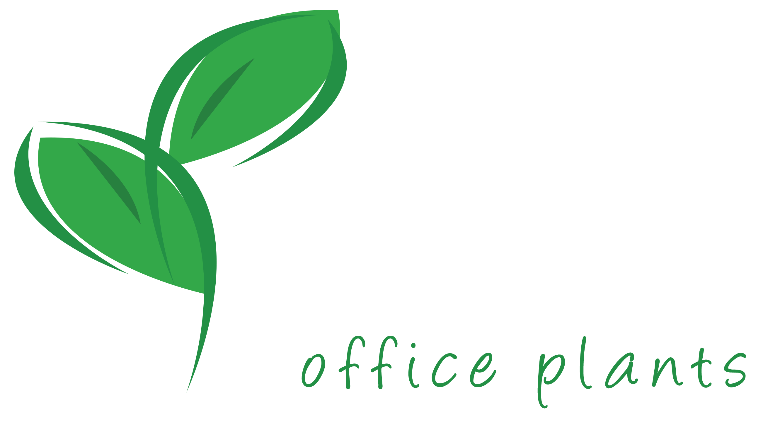 Eco Office Plants logo